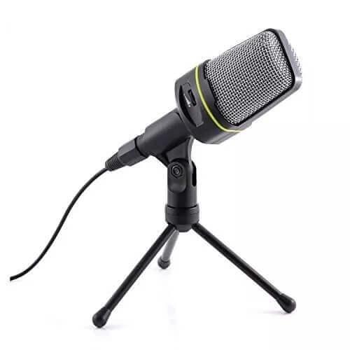 940f6888becb0 Microfono Fortech PC Para GRABAR Podcast