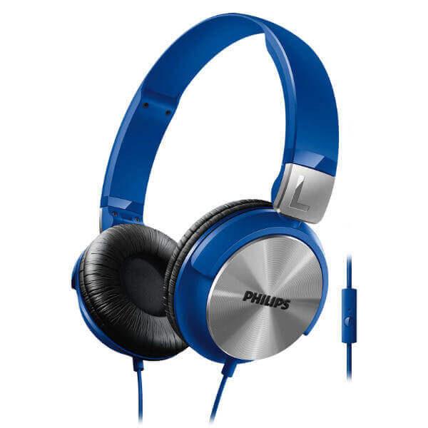 audífonos azules shl3165