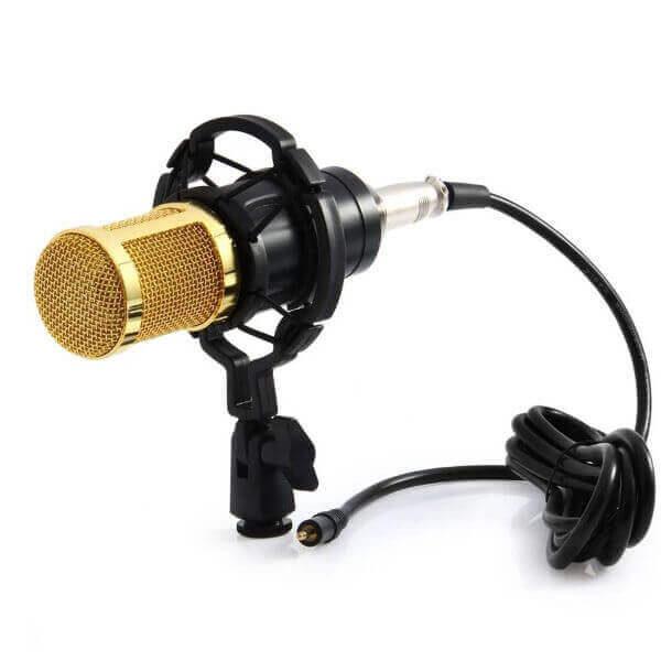 micrófono aw-800