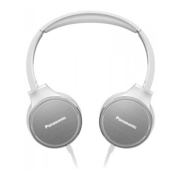 auriculares panasonic blancos rp-hf500 blanco