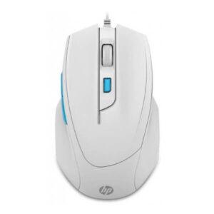 raton para jugar HP m150 blanco