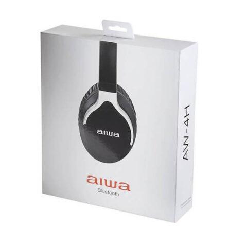 caja de audifono aiwa aw-4h negro