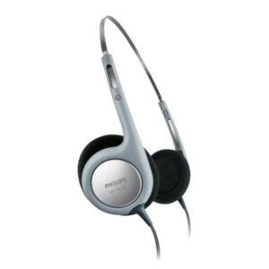 auriculares headphones ultraleger sbchl140 gris