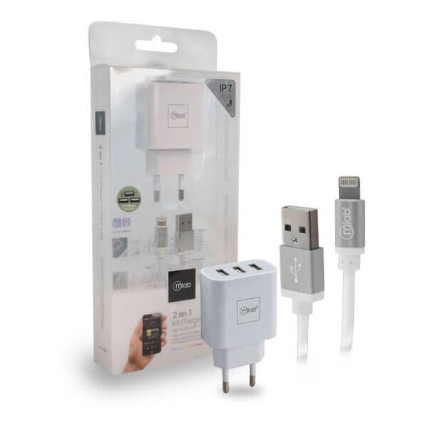 cargador para celulares iphone