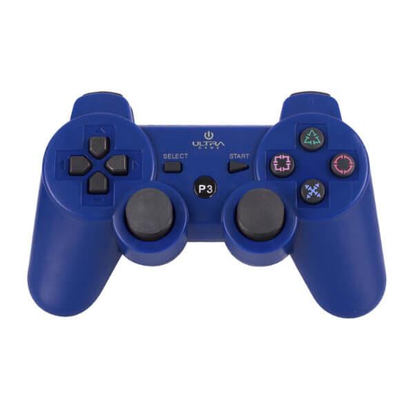 control para la playstantio 3 en color azul marca ultra