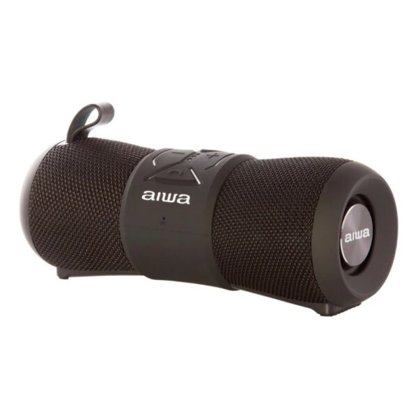 parlante impermiable negro aiwa out 2