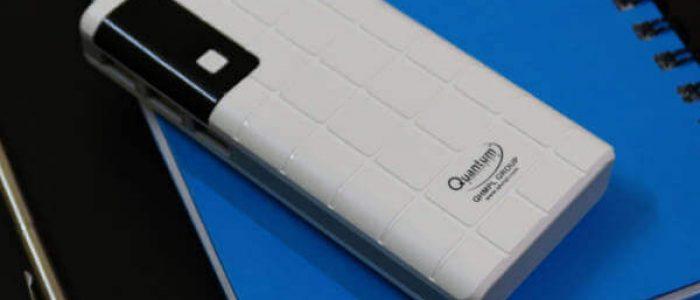 cargador portatil USB